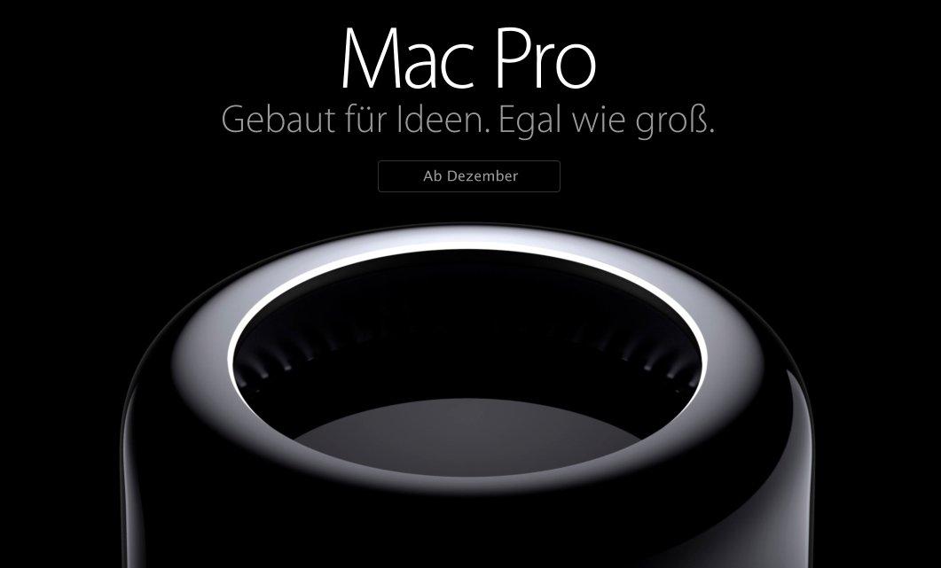 Mac Pro ist da! High-End Mac Pro für fast 10000 Euro! 3