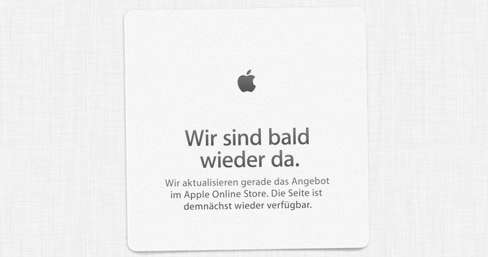 Apple Store down? Offline für Mac Pro Verkaufsstart 4
