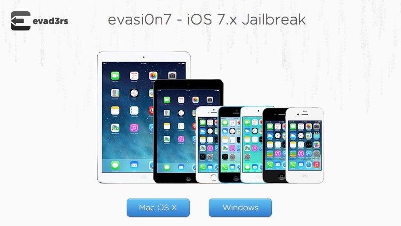 evasi0n 7: iOS 7 & iOS 7.1 beta Jailbreak ist da - Danke Evad3rs! 1