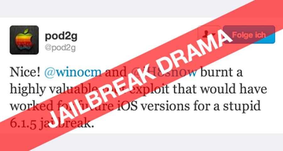 Jailbreak Drama: Wichtiger iOS 7.1 Jailbreak Exploit verbrannt? 2