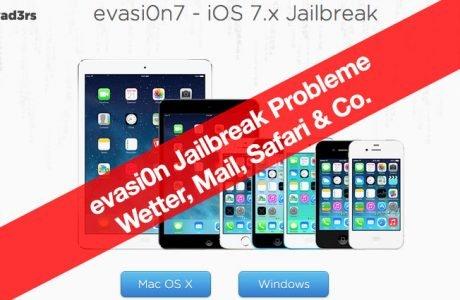 Jailbreak Bugs & Fehler in iOS 7 beheben: Statusbar Fix, Wetter, Mail, Safari 10