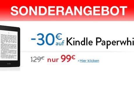 Kindle Paperwhite für 99€ (30€ billiger) SONDERANGEBOT! 4