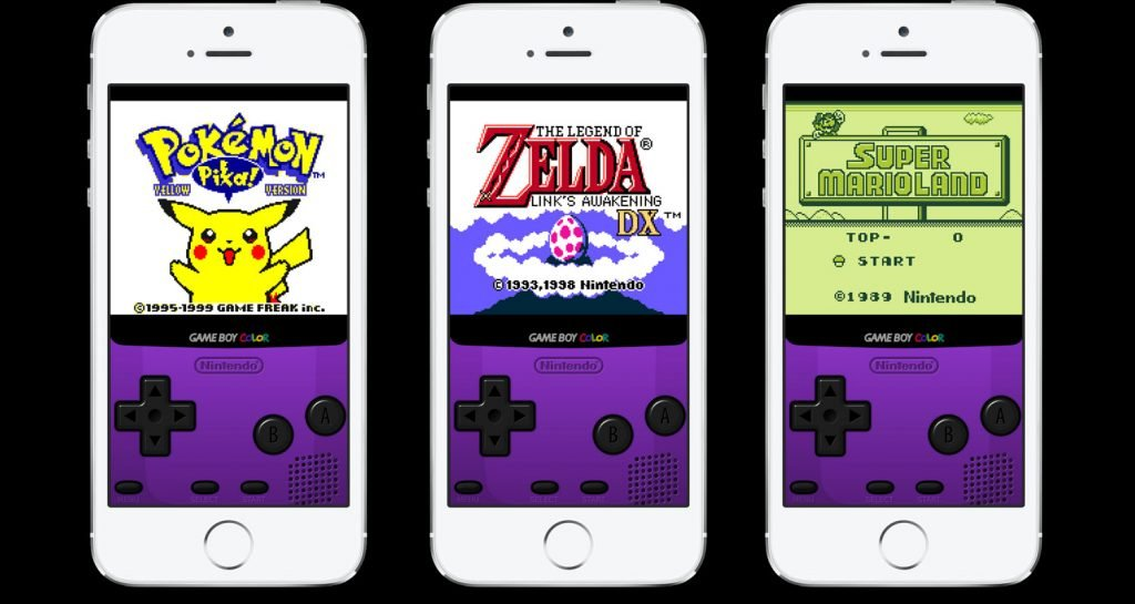 gameboy color emulator iphone gba4ios 2 boy spiele auf iphone amp mit ios 7 5438