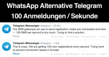 Whatsapp-Alternative-Telegram