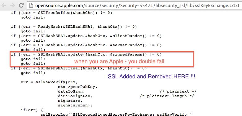 Alptraum: Schwere Apple SSL Sicherheitslücke in iOS 7 & Mac OS X!  1