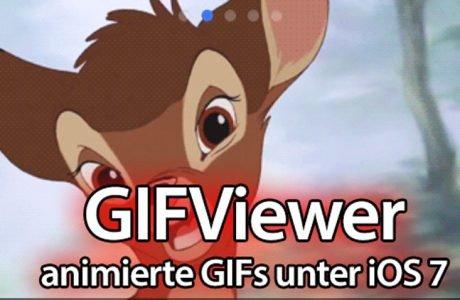 GIFViewer: GIFs im Fotoalbum für iOS 7 & iPhone 5s  10