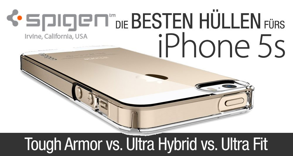 iphone 5s h llen im vergleich test spigen sgp tough armor. Black Bedroom Furniture Sets. Home Design Ideas