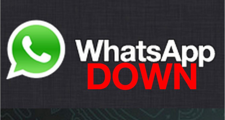whatsapp down - photo #12