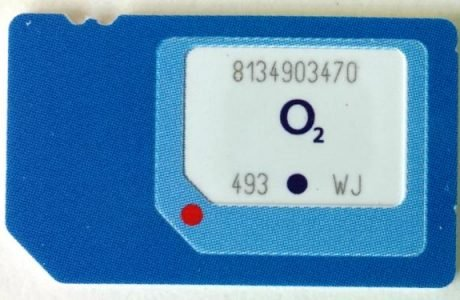 O2 3-in-1 Triple-SIM: Nano, Micro & Mini-SIM 2