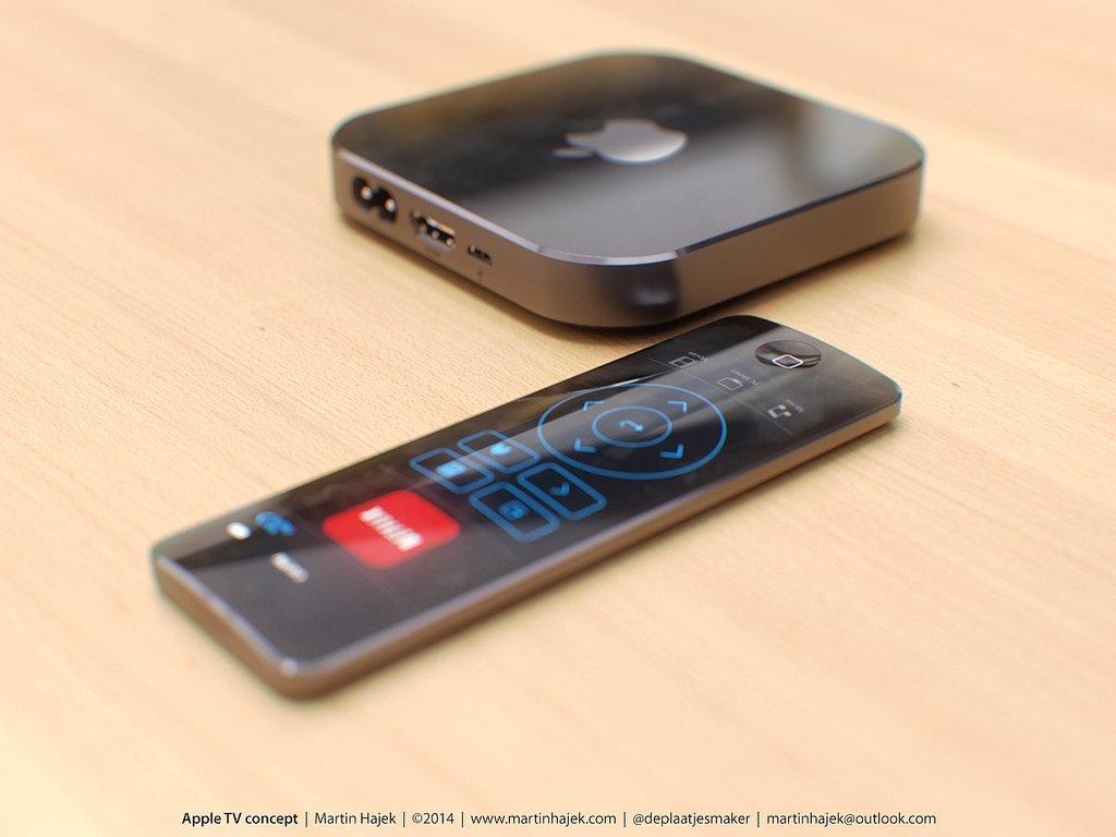 Apple TV 4 mit App Store kommt gemeinsam mit iPhone 6S 8