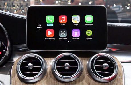 Apple CarPlay: Über 400 Fahrzeuge mit Option 6