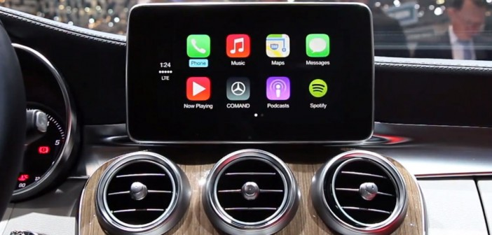 carplay ford setzt auf apple statt microsoft. Black Bedroom Furniture Sets. Home Design Ideas