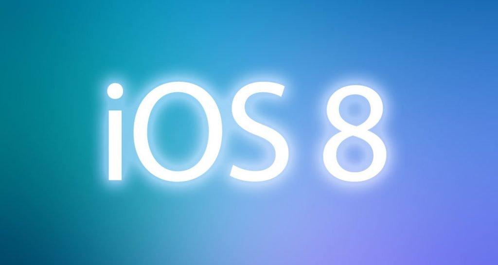 iOS 8 IST DA: Herzlich Willkommen Zukunft!