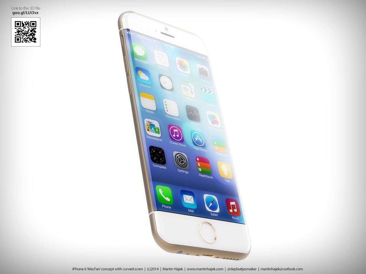 iphone 6 kann euch dieses runde neue iphone berzeugen. Black Bedroom Furniture Sets. Home Design Ideas