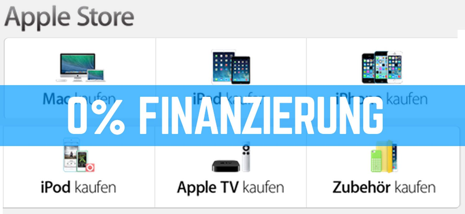 apple 0 prozent finanzierung iphone 5s ab 29 ipad air 20 macbooks 41. Black Bedroom Furniture Sets. Home Design Ideas