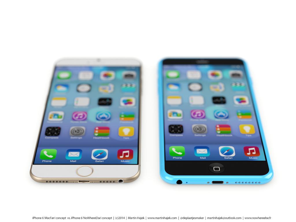 iPhone 6 iPhone 6c Vergleich Martin Hajek 7