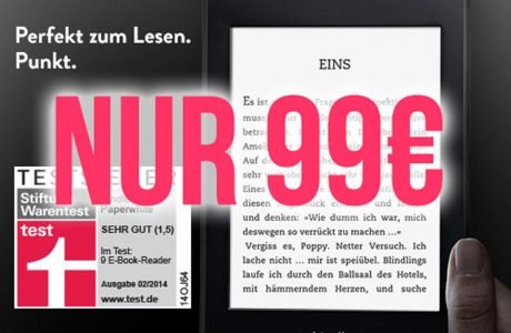 Kindle Paperwhite billiger 2