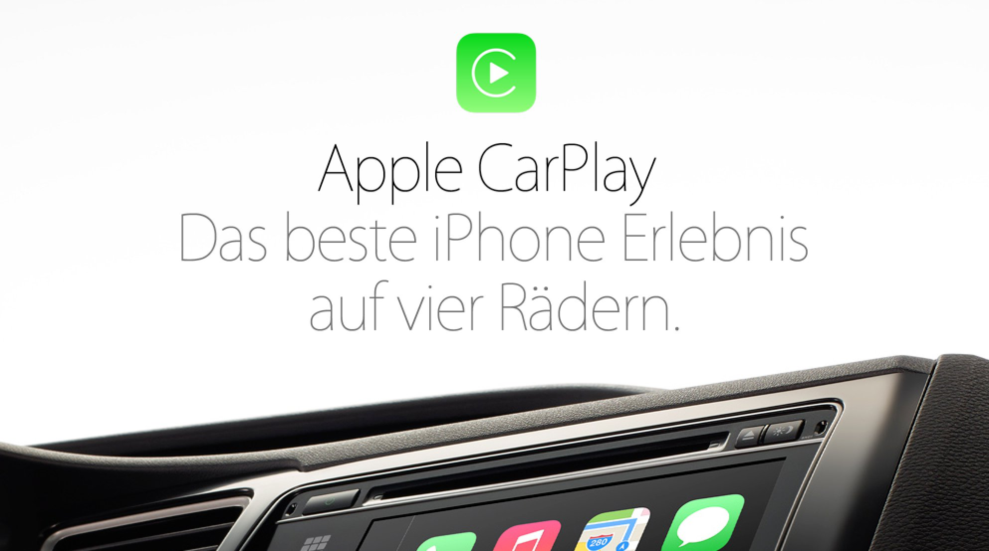 Autoradio mit Apple CarPlay: Alpine plant CarPlay Upgrade Kit fürs Auto!   2