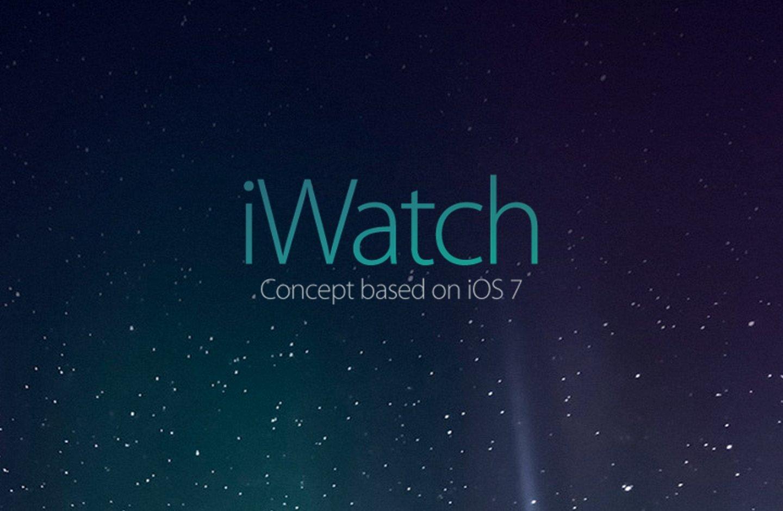 Apple iWatch Konzept meets iOS 7 1