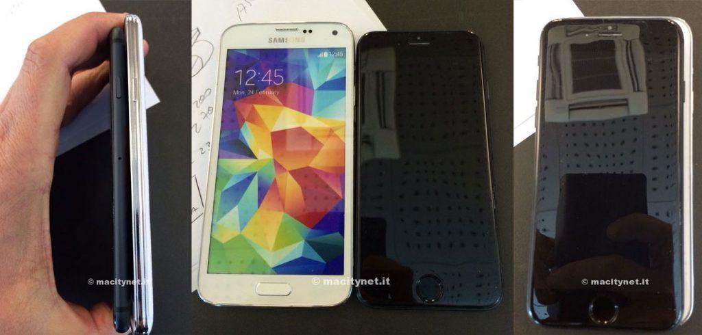 samsung galaxy s5 vergleich iphone 5s