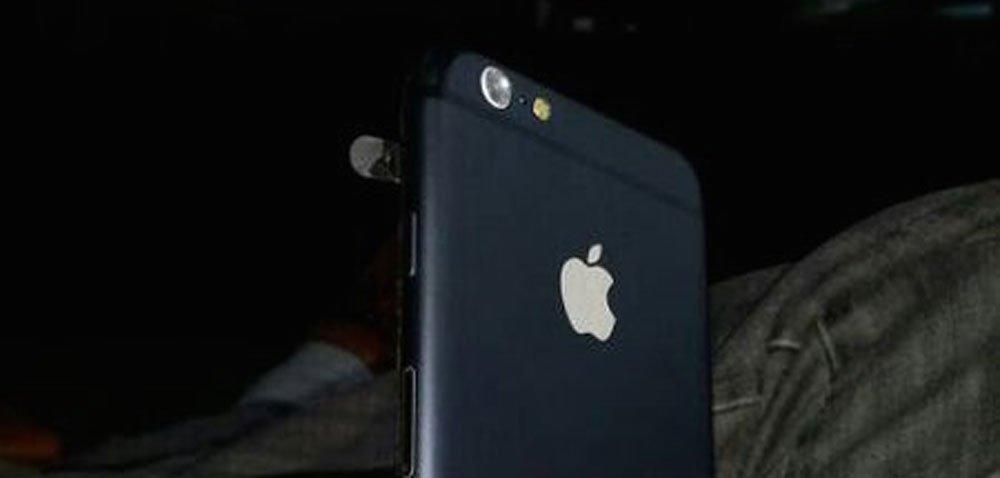 Zeigt dieses Bild das finale iPhone 6 Design? 5