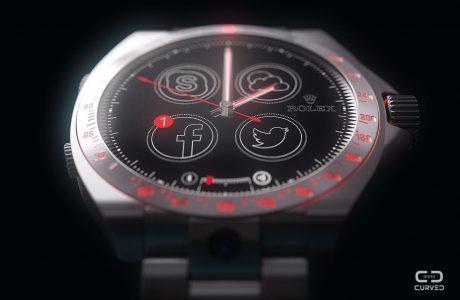 Rolex meets Apple iWatch: Beeindruckendes Konzept im Video!  9