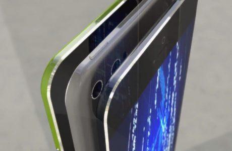 Knallbuntes iPhone 6 Goliath mit 5,7 Zoll und 3D! 7