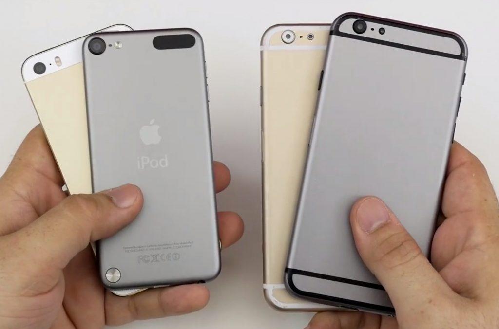 iphone 5 vs iphone 6 vergleich