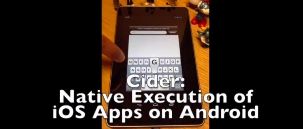 android auf iphone installieren