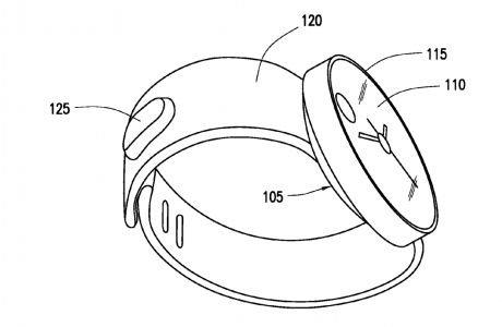 Achtung Apple: Samsung Patent auf runde Smartwatch 8