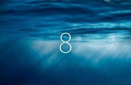 iOS 8 Banner & iOS 8 Wallpaper fürs iPhone (Parallax) 8