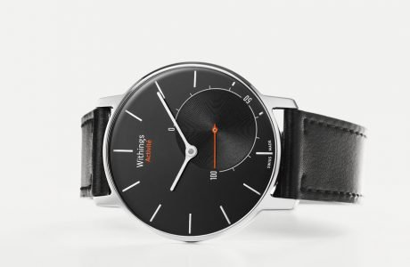 """Withings Activité: Withings mit eigener """"iWatch"""" 5"""