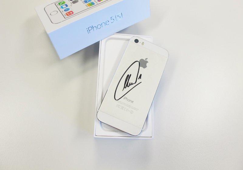 iPhone-von-Manuel-Neuer 2