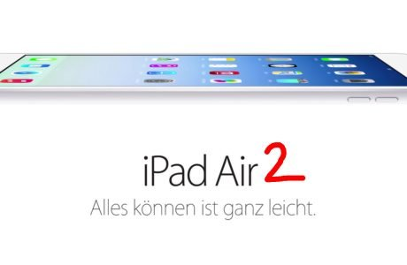 Apple iPad Air 2 Keynote doch früher? 10