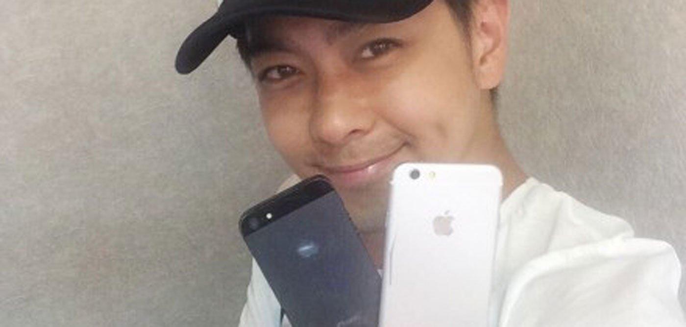 iPhone 6: Filmstar leakt iPhone 6 Fotos! 1