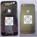 iPhone 6 Fotos: leuchtendes Apple Logo beim neuen iPhone? 2