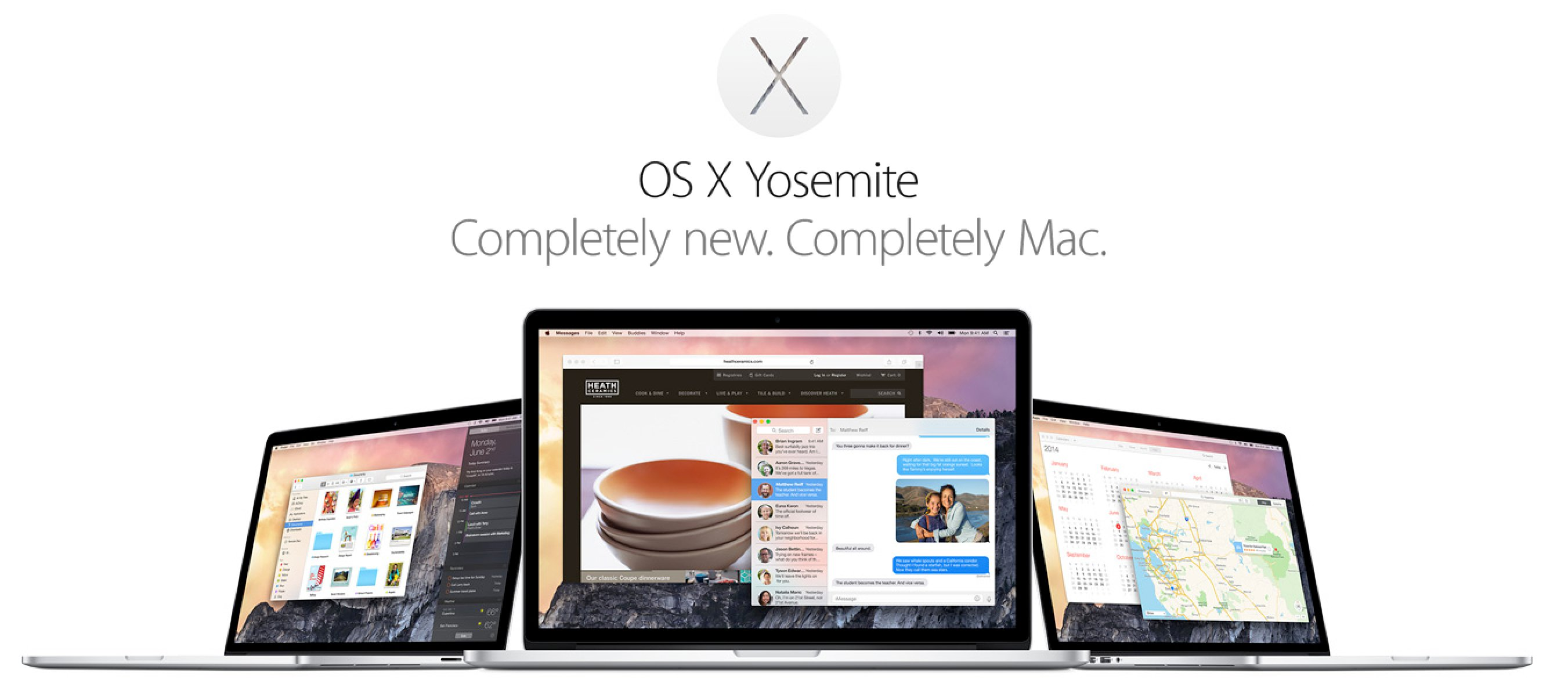 OS X 10.10 Yosemite: Ist mein Macbook Pro / Air, iMac kompatibel? 5