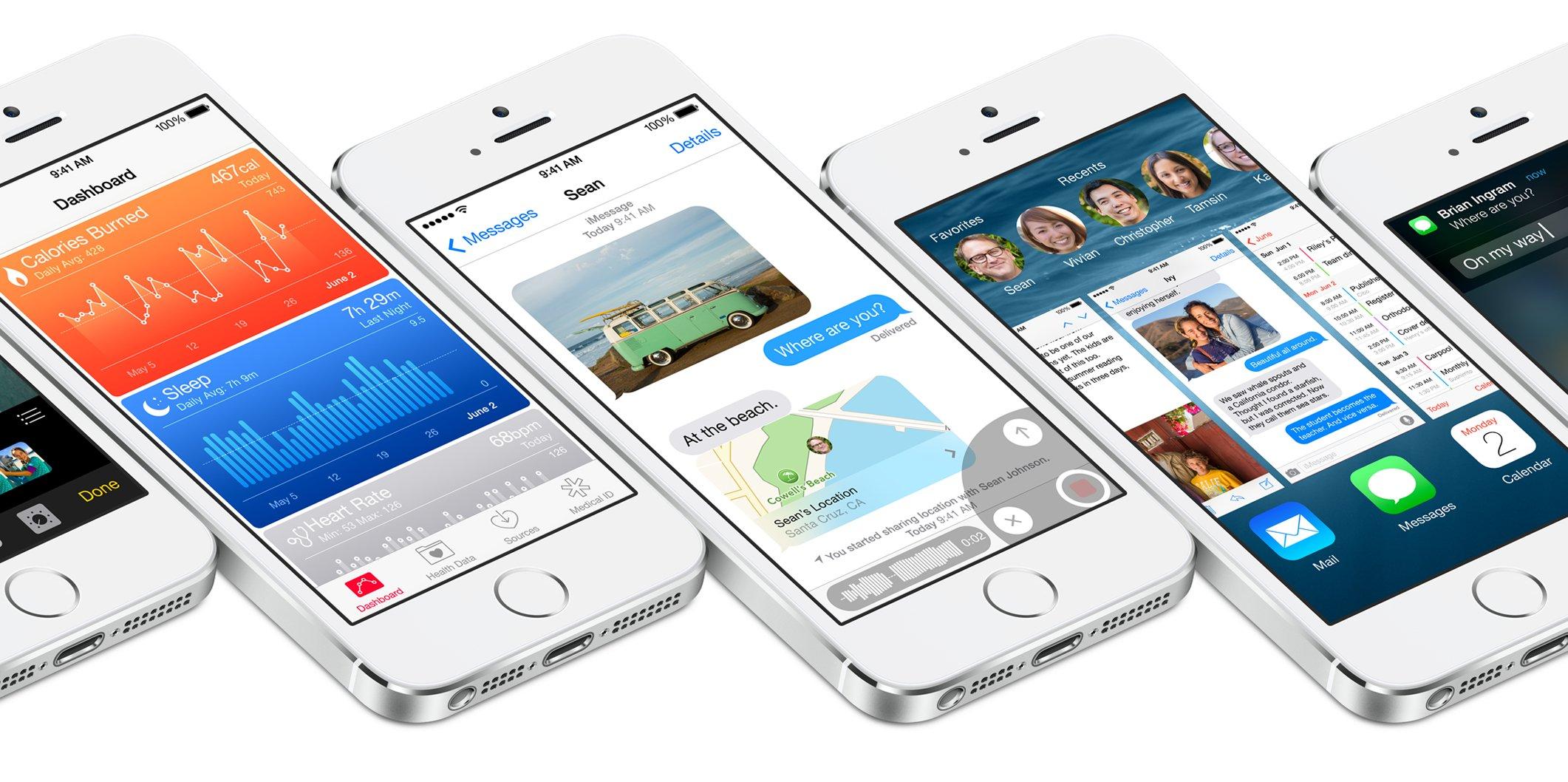 iphone 8 neue features