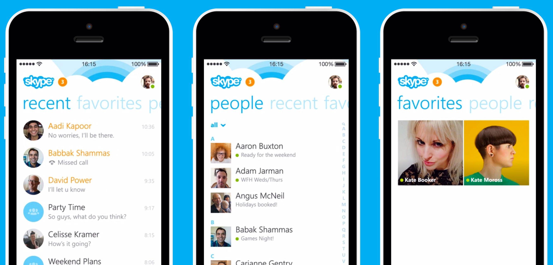 Iphone 5s Skype Skype 5.0 Für Iphone Angriff