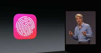 touch id apple wwdc 2014