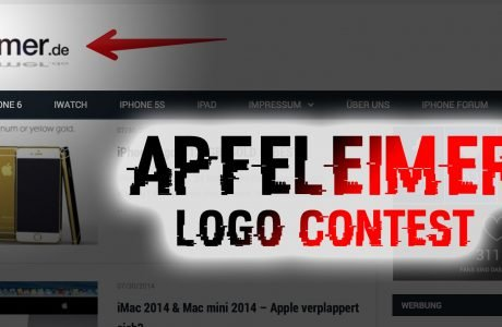 Neues Apfeleimer Apple News Logo! 6