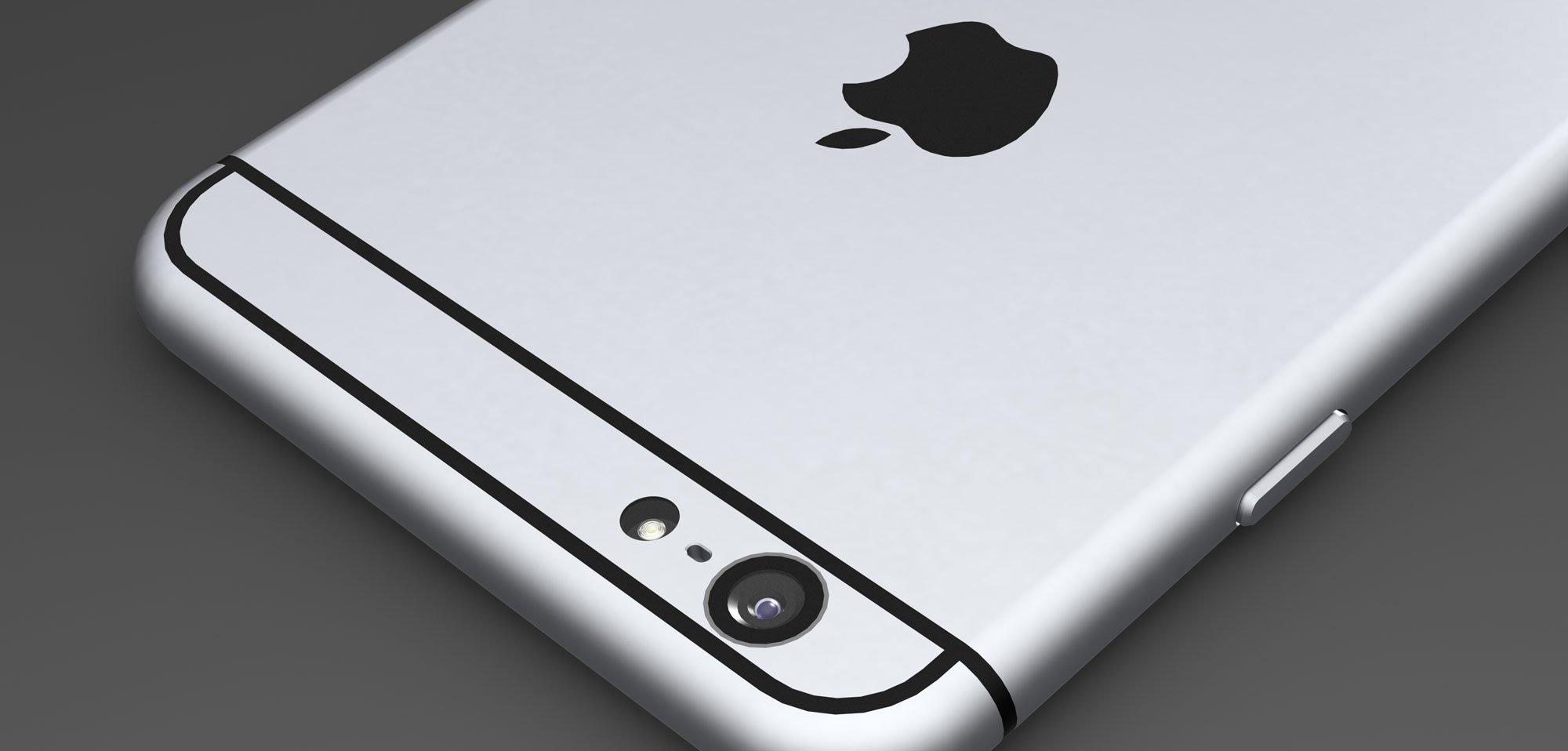 So schön könnte das iPhone 6 werden!  6