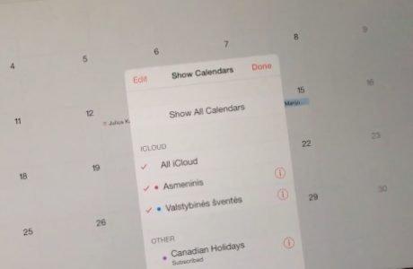 iOS 7.1.3 Update: Kalender-Bug in Video gezeigt 5