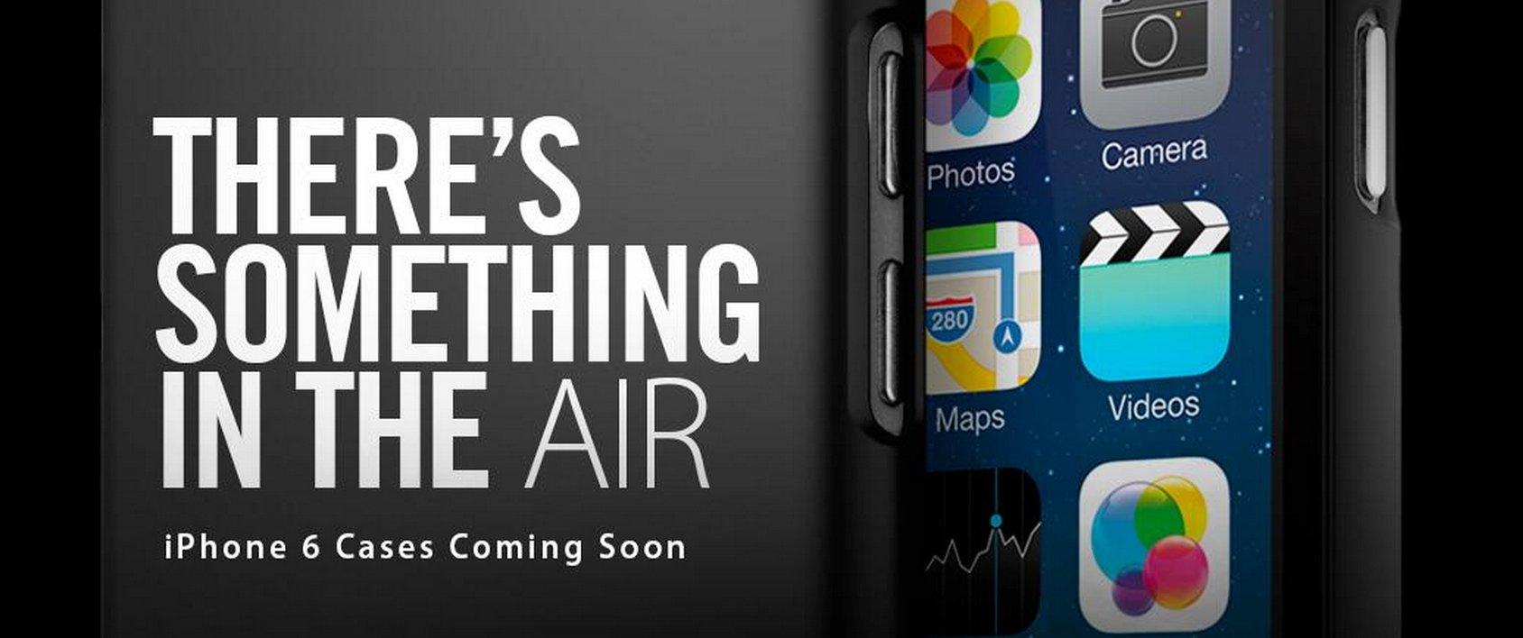 """Spigen iPhone 6 / iPhone Air """"Leak"""": Es liegt was in der Luft! 13"""
