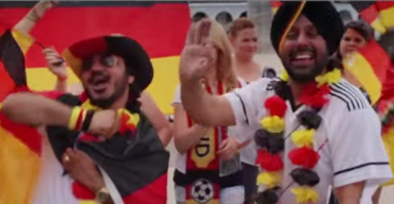 Deutschland wird Weltmeister: Diesmal sind wir dran (WM Song 2014 Video) 8