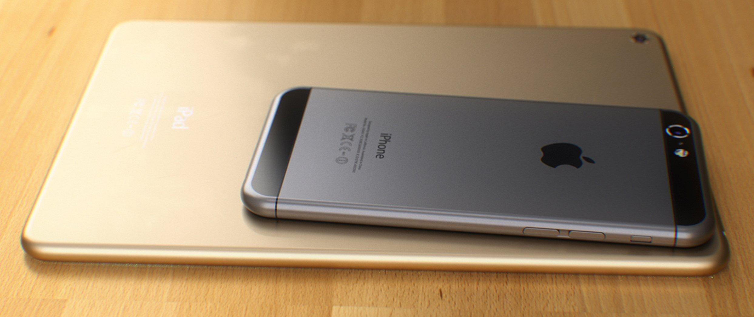 iPad mini 3 im iPhone 6 Design (Fotos) 12