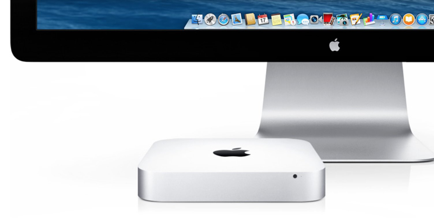 iMac 2014 & Mac mini 2014 - Apple verplappert sich? 1