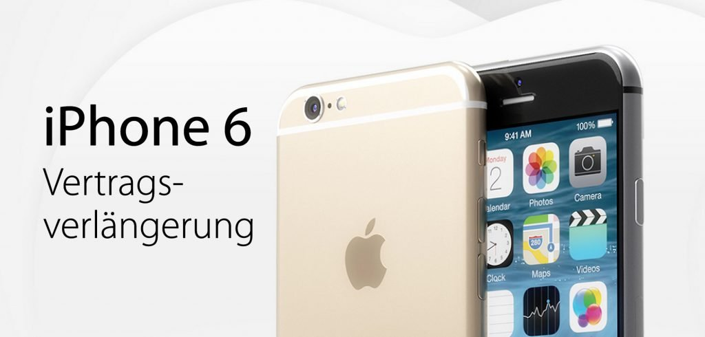 Iphone 6 Vertragsverlängerung Vvl Bei Telekom Vodafone O2