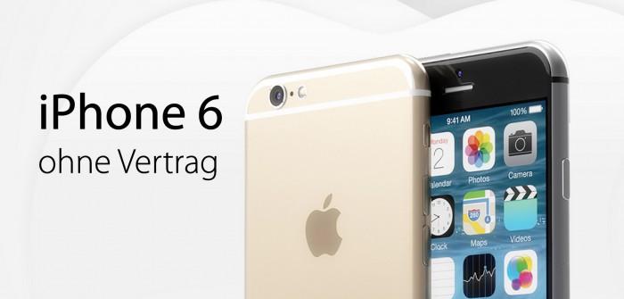 iphone 6 ohne vertrag kaufen iphone apple. Black Bedroom Furniture Sets. Home Design Ideas