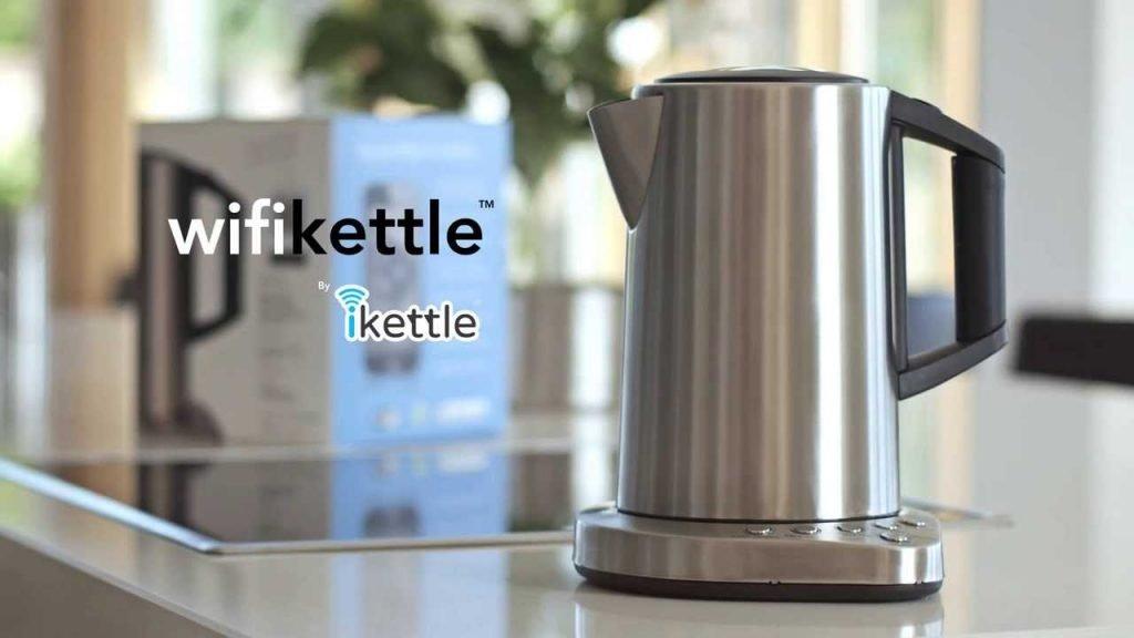iKettle: WLAN-Wasserkocher fürs iPhone
